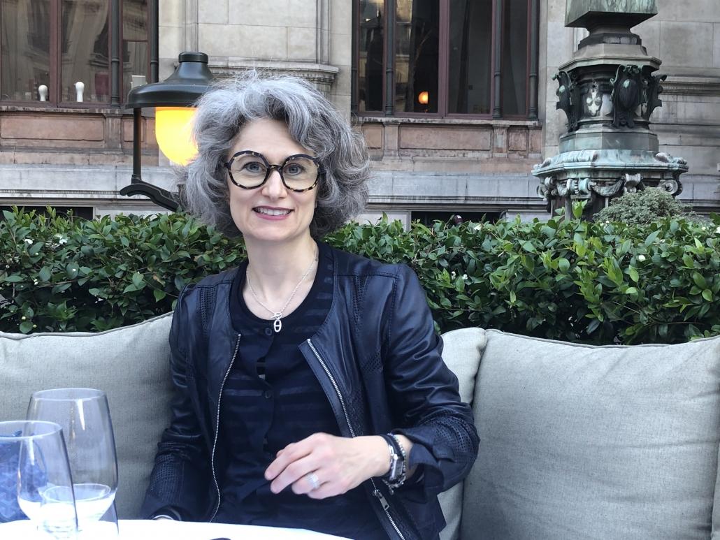 Sophie Gaudin, la co-fondatrice du réseau Pharm O'naturel et la titulaire de la Pharmacie de l'Olivier